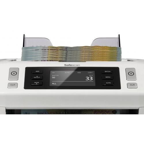 Masina de numarat bancnote Safescan 2610