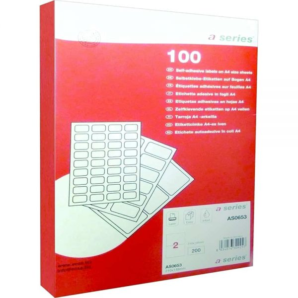 Etichete A-series 105x148 (400 buc./top)
