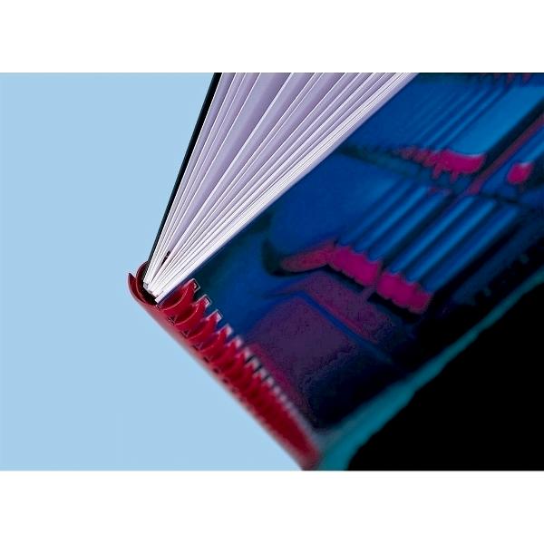 Coperti plastic transparent A4 150 microni, 100/top, Office Products - transparent cristal