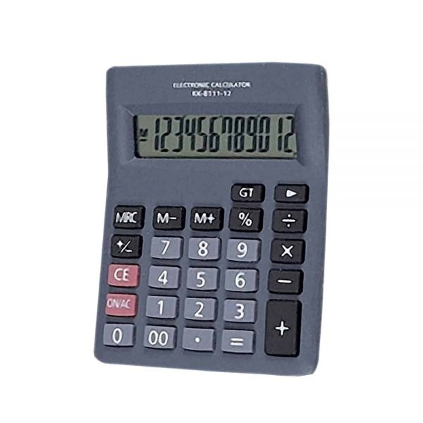 Calculator de birou Memoris-Precious M12, 12 digiti