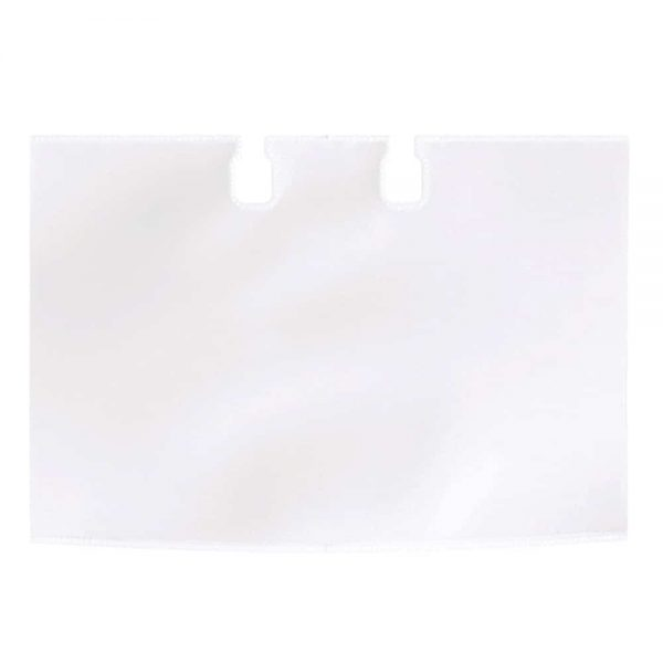 Rezerva suport pentru carti de vizita Durable Visifix Flip, transparent,, PVC, 40buc/set