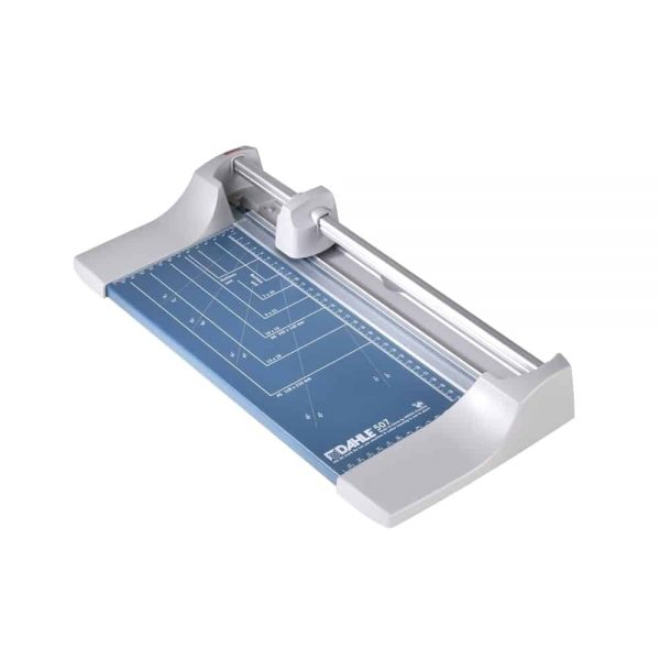 Trimmer Dahle, 507, 8 coli, A4, taiere dreapta
