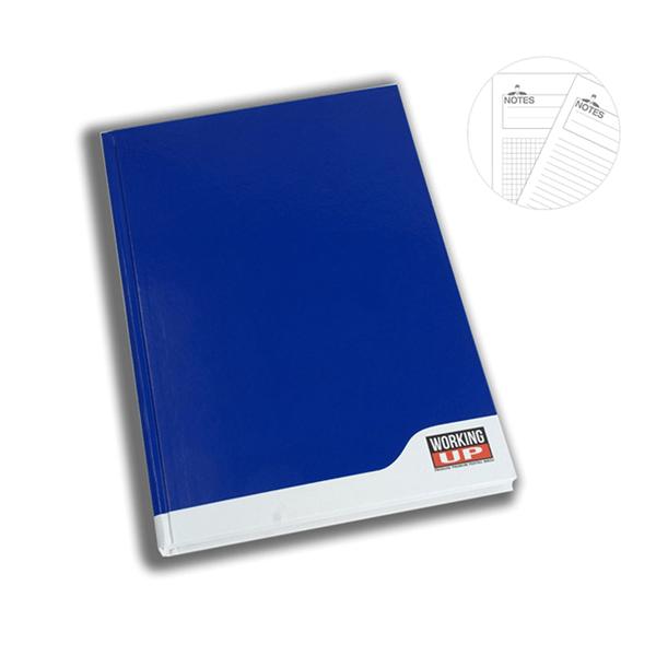 Registru A4 dictando, 200 file, albastru