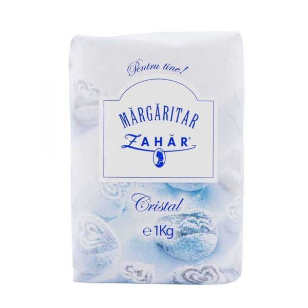 Zahar Margaritar alb 1 kg