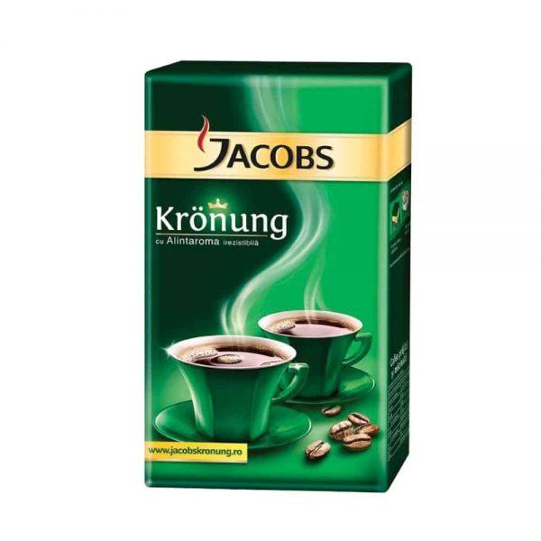 Cafea macinata Jacobs Kronung, 500 g