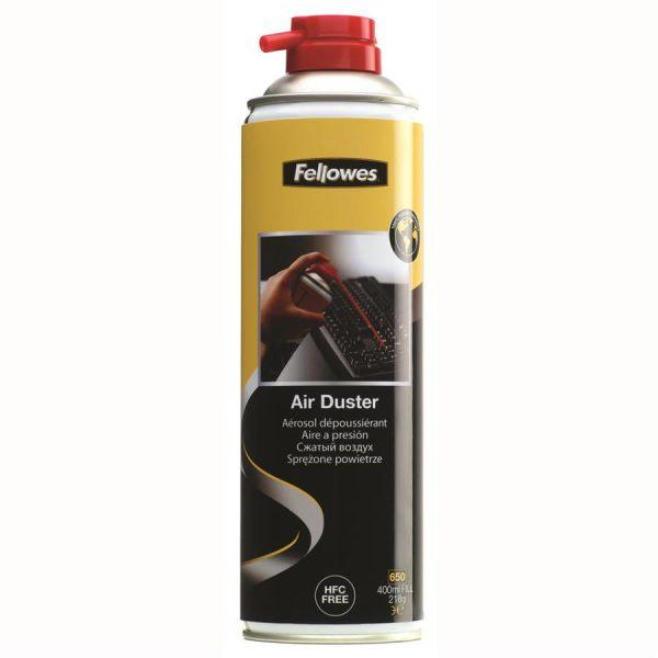 Spray curatare cu aer, 400 ml, Fellowes