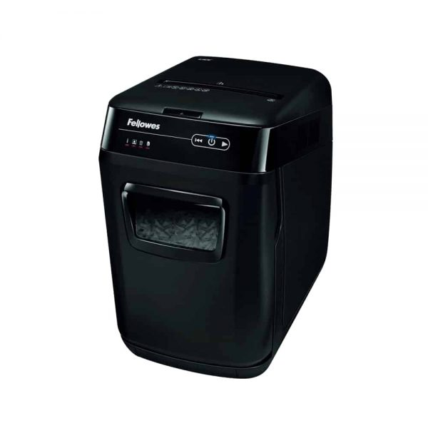Distrugator documente Automax 150C Cross-Cut Fellowes
