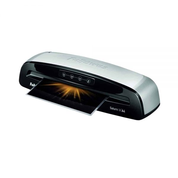 Laminator A4 Fellowes Saturn 3
