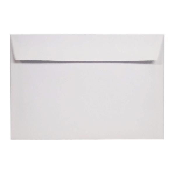 Plic C6 alb siliconic, 114 x 162 mm, 80 g/mp, 1000 bucati/cutie