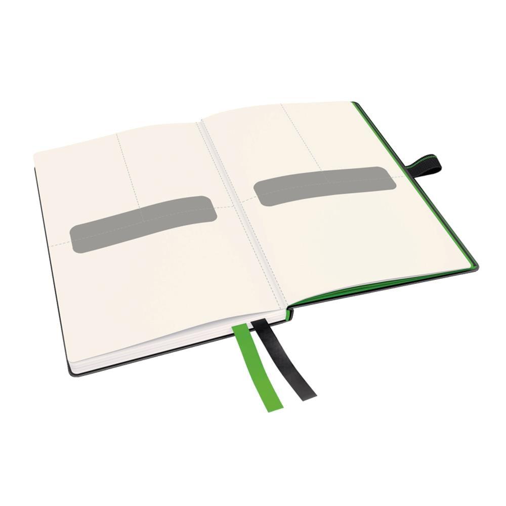 Caiet de birou cu elastic A6 Leitz Complete - dictando