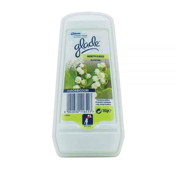 Odorizant gel Glade lacramioare,150g