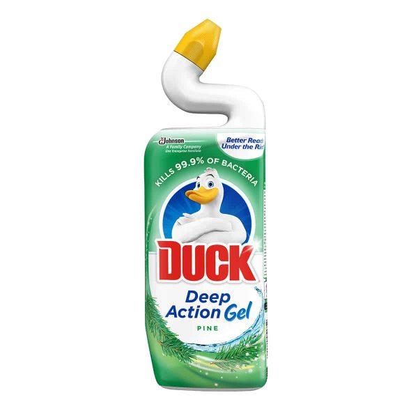 Dezinfectant toaleta Duck Anitra Pine Fresh 750ml