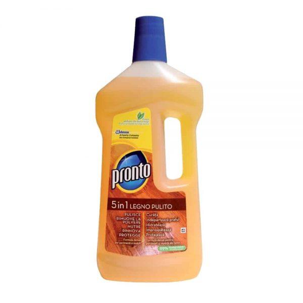 Detergent Pronto lemn curat 750ml