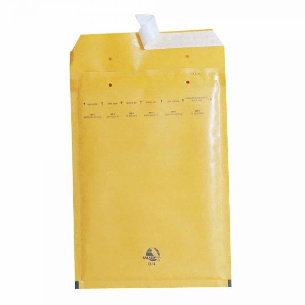 Plic cu protectie, 220x340,kraft,siliconic 100buc/cutie