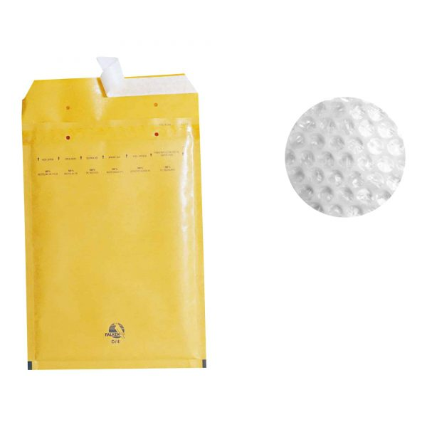 Plic cu protectie, 295x445, siliconic, 50 buc/cutie