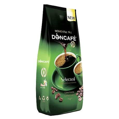 Cafea boabe DonCafe Selected, 1 kg