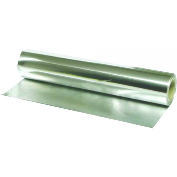 Folie protectie alimentara din aluminiu 30cmx10m