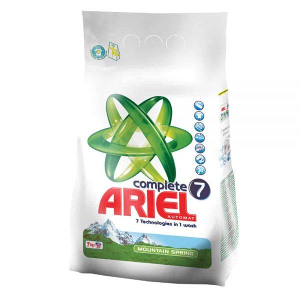 Detergent automat Ariel Mountain Spring/3D 6kg