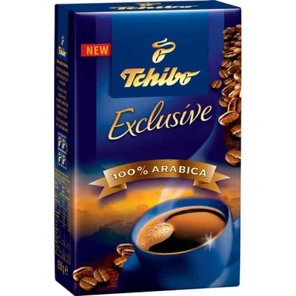 Cafea Tchibo Exclusive 250g