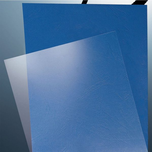 Coperti A4 plastic pentru indosariere Leitz, 180 microni