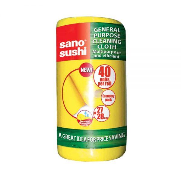Lavete uscate Sano sushi cloth 40 buc/rola