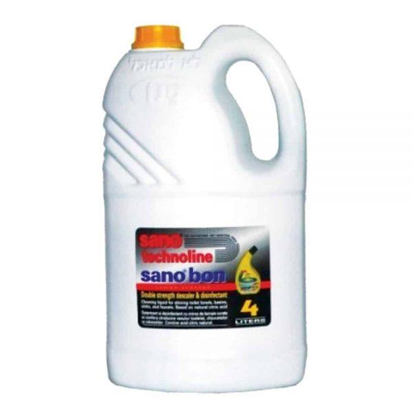 Detergent pentru grupuri sanitare Sano bon liquid 4l