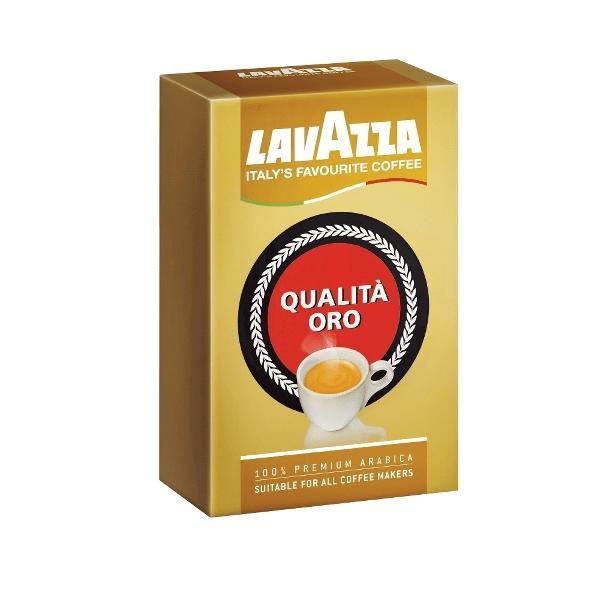Cafea macinata Lavazza Qualita Oro, 250 g