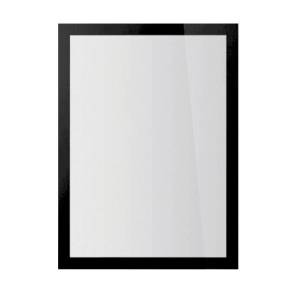 Rama magnetica Duraframe Poster Sun, A4, negru, 2 buc/set