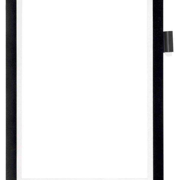 Duraframe magnetic Note, format A4, culoare neagra, 1 buc/set