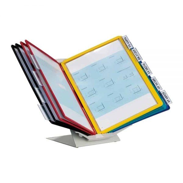 Sistem de prezentare pentru birou Durable Vario Pro 10