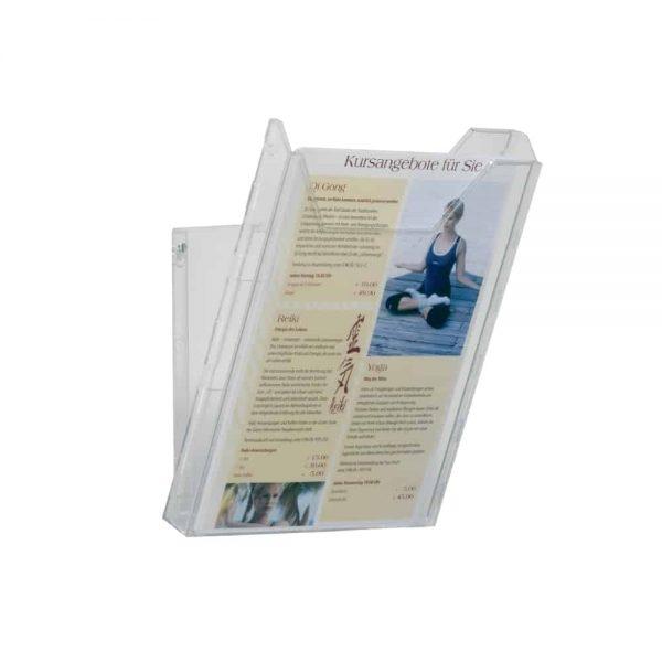 Tavita suplimentara Combiboxx Durable, A4 portrait, transparenta