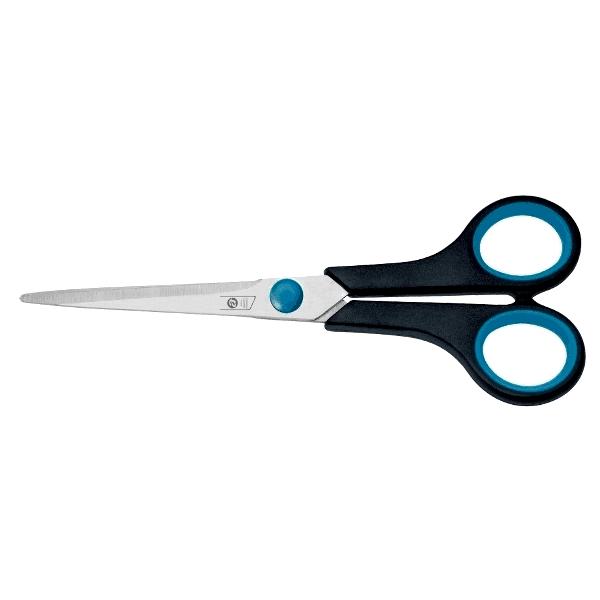 Foarfeca otel Soft Grip, 14 cm, A-series