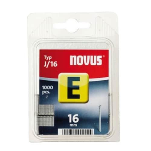 Capse Novus pentru tackere tip cui 1000 buc/um