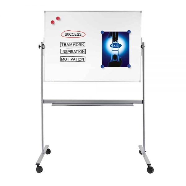 Tablă magnetica rotativa Legamaster, 100 x 150 cm
