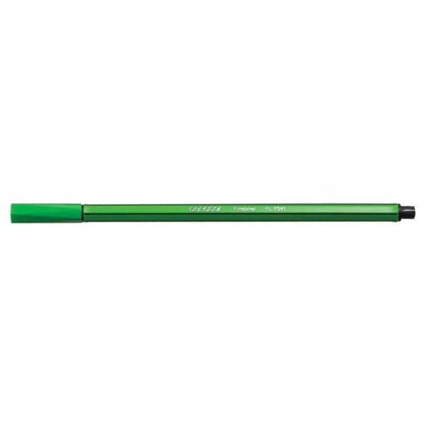 Liner Senator seria 1000, varf fetru, 0.4 mm, verde