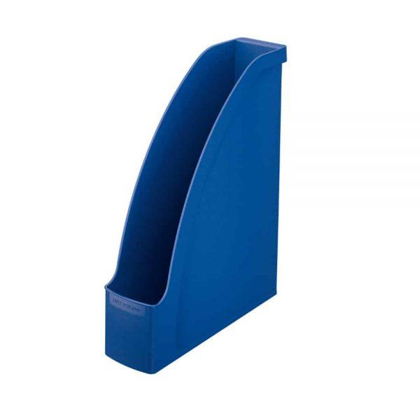 Suport vertical pentru documente Leitz Plus, albastru