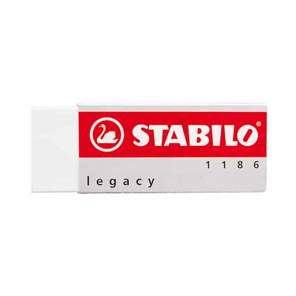 Radiera Stabilo Legaxy 1186, alba