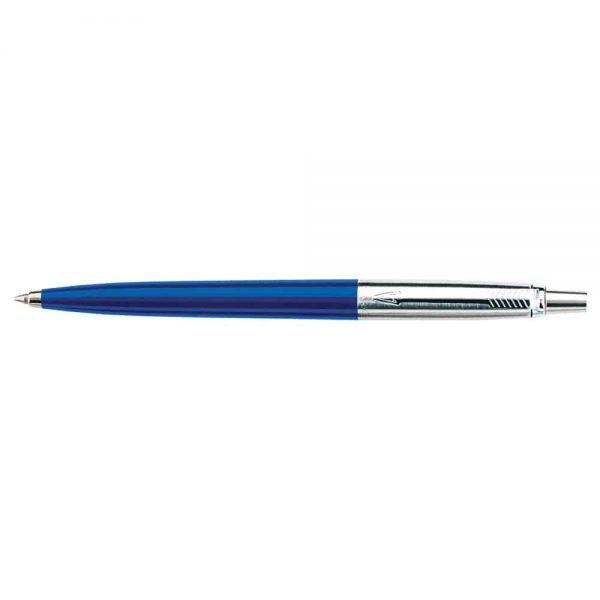 Pix cu mecanism Parker, Jotter Special, varf 0.8 mm, albastru