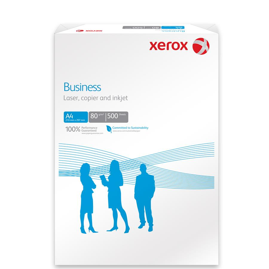 Hartie Xerox Business, A4, 80 g/mp, 500 coli/top
