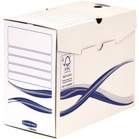 Cutie arhivare 15cm Fellowes Bankers Box, 25 buc/set