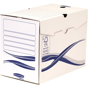 Cutie arhivare 20 cm Fellowes Bankers Box, 25 buc/set