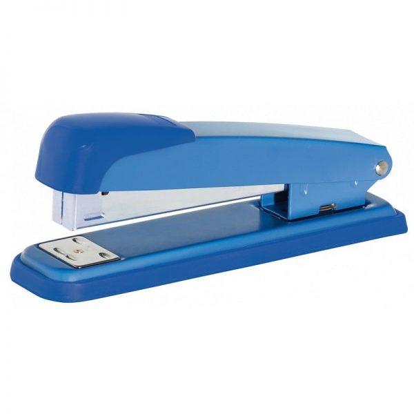 Capsator metalic 40 coli, capse 26/6, Office Products - albastru