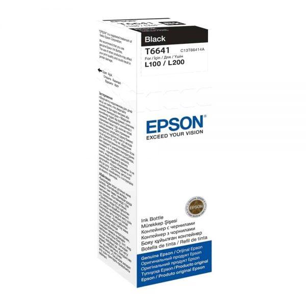 Cartus original Epson magenta T66434A pt. L355