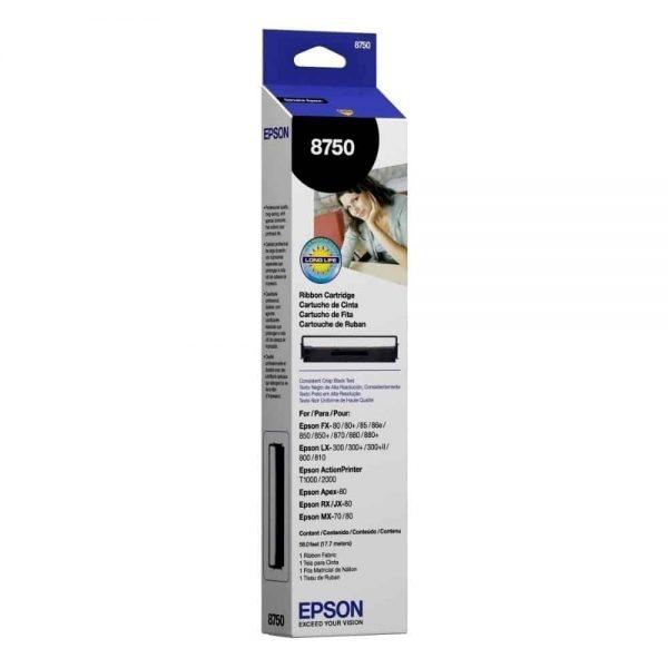 Ribon original Epson 8750 pt. LX300/400/850, FX850/870/S015637
