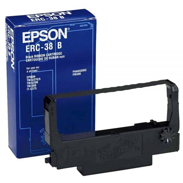 Ribon original Epson ERC-38