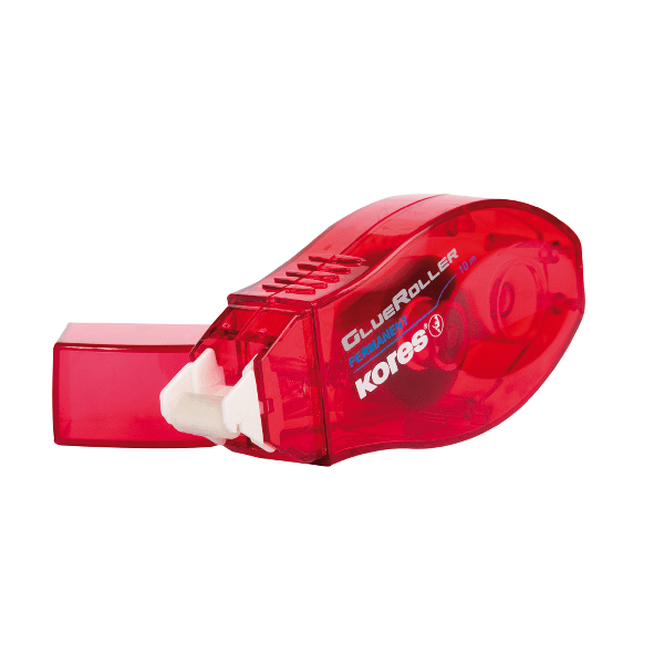 Roller adeziv Kores, 8 mm x 10 m