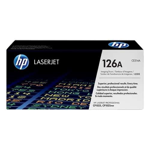Cilindru original HP color CE314A pt Laserjet Pro CP1025