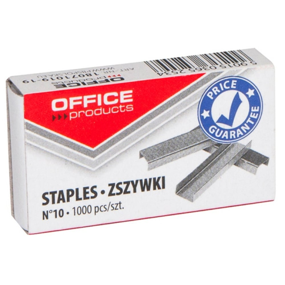 Capse nr. 10, 1000/cut, Office Products