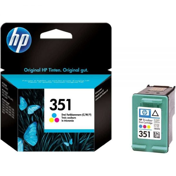 Cartus original HP color C9352AE pt. DJ3940/PSC1410