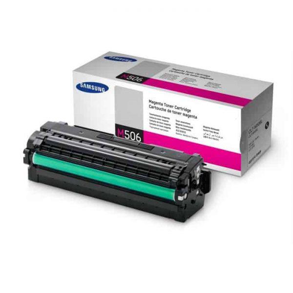 Toner original Samsung magenta CLT-M506L/SU305A pt CLP-680ND